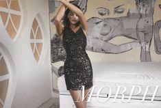 Swing Tags, Transform Your Life, Dresses For Sale, Cowl, Short Dresses, Sequins, Bodycon Dress, Textiles, Slim