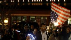 Ferguson officials planned to address the resignation of a white police officer who fatally shot 18-year-old Michael Brown, a black resident of the St. Louis suburb whose parents on Sunday prepared to attend a church service where civil rights activist the Rev. Al Sharpton was scheduled to...