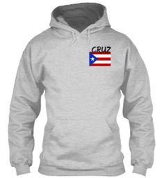 Puerto Rican TEAM CRUZ - Limited Edition   Teespring