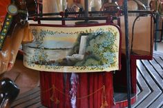 Carousel Museum, Chair, Furniture, Home Decor, Decoration Home, Room Decor, Home Furnishings, Stool, Home Interior Design