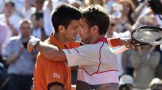 Djokovic - Wawrinka : 5 bijoux à revivre sans modération