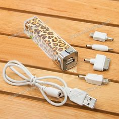 Cheap 2500mAh Mobile External Power Battery Charger for iPhone 4/4S, Various Mobile Phones and Digital Devices   Everbuying.com
