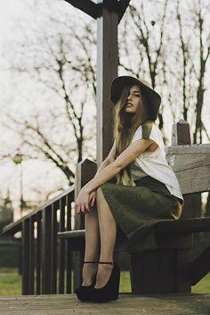 model: Adrianna Models stylist: Natalia Gorzołka photographer: Paulina Kozłowska