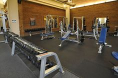 Home gym layout #2