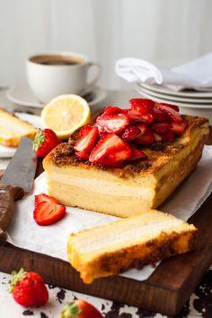 Hogaza tostadas rellenas de queso   23 Maneras de comer pastel en el desayuno