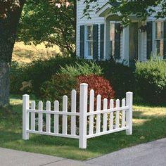 Corner Fence Designs | Custom Fences~