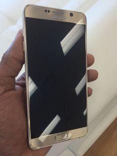 Gold Samsung Galaxy Note 5 looking brand new courtesy of Mr PC. (803) 218-9163 callmrpc.com https://plus.google.com/+MrPCSC/posts/Dc3GZG6uHoG