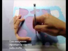 Cucito Creativo: Risvoltare e imbottire cuori di stoffa con Rigirella by Angeli di Pezza