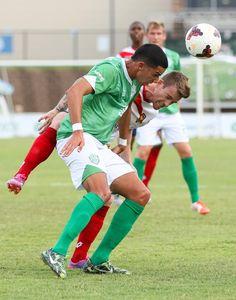OKC Energy FC vs Arizona United FC - August 14, 2014 - Adda Djeziri