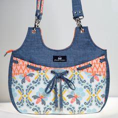 Bella II - ChrisW Designs For Unique Designer Bag Patterns - 10