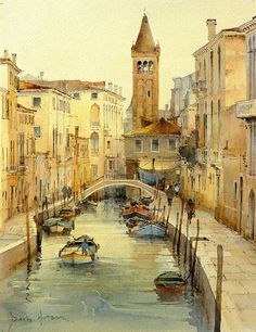 Rio di San BarnabaS by Pasa la vida, via Flickr