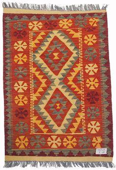 103x74 cm orient Teppich Afghan Turkmen Nomaden Planzenfarbe kelim kilim No:6