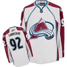 f8a456f4c Gabriel Landeskog jersey-Buy 100% official Reebok Gabriel Landeskog Men s  Authentic White Jersey NHL. Nhl Hockey JerseysColorado AvalancheWhite ...