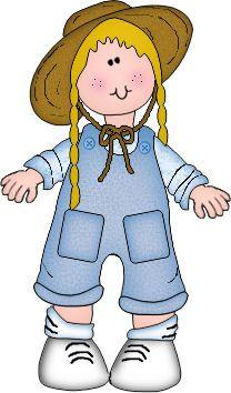 Farmer's Little Girl