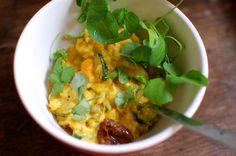 sweet potato risotto : good for vata dosha