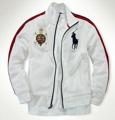 New Design Hombres Polo Ralph Lauren Chaquetas Color blanco.€57.20