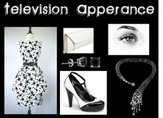 """Television Apperance"" by chaton2323 on Polyvore"