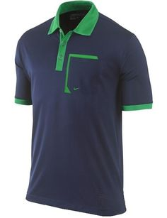 Incredible Stylish Women's Golf Clothing Ideas. Ravishing Stylish Women's Golf Clothing Ideas. Nike Polo Shirts, Golf Shirts, Nike Shirt, Shirt Men, Mens Golf Fashion, Le Polo, Golf Wear, Golf Outfit, Lacoste