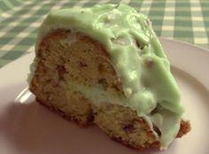 Pistachio Nut Cake