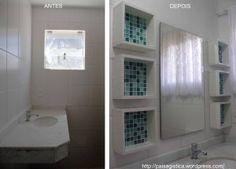 antes e depois - paisagistica