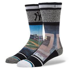Stance | Yankees Stadium | Men's Socks | Official Stance.com