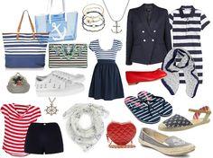La gran moda que trinfa en verano son los estampados marineros, desde las…
