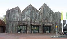 Maritiem en Juttersmuseum Kaap Skil by Mecannoo architecten