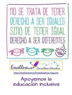 """Armando tramas II: """"Una relación ética entre el diagnóstico y la educación inclusiva"""" - Excellere Consultora Educativa"""