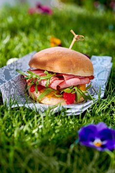 Recette sandwich pop corn - Cuisine / Madame Figaro