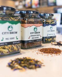 City Brew, Herbal Tea, Teas, Brewing, Herbalism, Cinnamon, Spices, Orange, Herbal Medicine