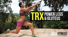 TRX- Lower Body