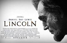 Lincoln, dernier film de Steven Spielber. Daniel Day Lewis Oscar du meilleur acteur.