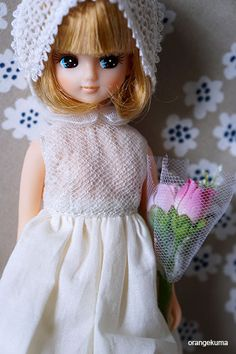 ときどきにんぎょうごっこ Beautiful Creatures, Fashion Dolls, Barbie, Crochet Hats, Friends, Mini, Knitting Hats, Amigos, Boyfriends