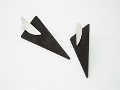 Matching geometries earrings45 - odd-studio jewellery   Architect's Fashion