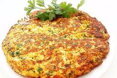 Kahvaltılık Şipşak Börek Omlet