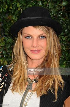 Angela Lindvall attends the Natural Resources Defense Council's Ocean Initiative Benefit Hosted By Chanel on June 4, 2011 in Malibu, California.