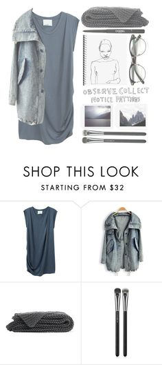 """""""Untitled #244"""" by luxe-ocean ❤ liked on Polyvore featuring 3.1 Phillip Lim, Dolce&Gabbana, Chanel, MAC Cosmetics, women's clothing, women, female, woman, misses and juniors"""