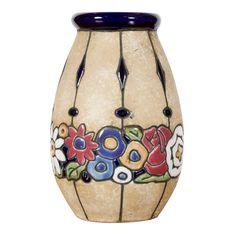 260 art deco ceramic vases ideas art