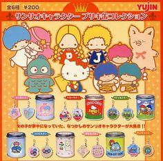サンリオキャラクター ブリキ缶コレクション | 商品詳細情報 | 商品をさがす | タカラトミーアーツ