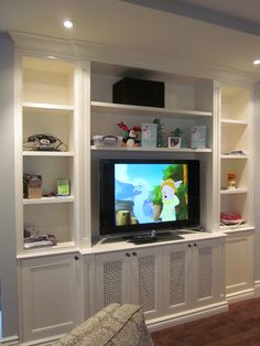 11 Remarkable Built In TV Wall Unit Digital Photo Ideas