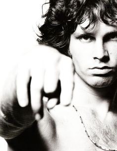Jim Morrison - So sing a lonely song, Of a deep blue dream..