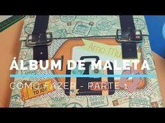 Tutorial Álbum Maleta -  Parte 1 - YouTube