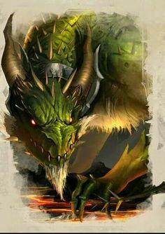 Dragon art fart by orochi-spawn on DeviantArt Mythological Creatures, Fantasy Creatures, Mythical Creatures, Fantasy Dragon, Fantasy Art, Dragon Medieval, Dragon Pictures, Dragon Pics, Cool Dragons