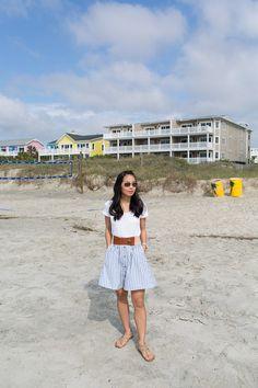 Charleston Nautical Stripes - Kate Style Petite