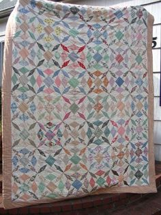 Holy Smokes!  A quilt called ANGRY CHICKEN 22405_138
