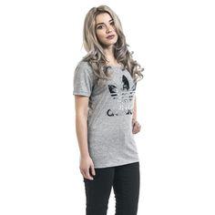 """Maglietta donna a maniche corte """"Graphic TRF"""" del brand #Adidas."""