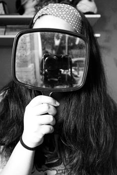 Self Portrait Photography, mirror, camera, faceless, creative portrait, selfie