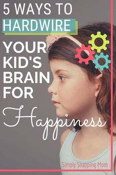 As a parent, you can't always be there for your kids. As they grow up it is just not feasible. However, you can do these 5 things to train your kid's brain for happiness and make sure they are strong enough to pick themselves up when they fall. Gentle Parenting, Parenting Advice, Kids And Parenting, Foster Parenting, Mindful Parenting, Peaceful Parenting, Parenting Memes, Mom Advice, Life Skills Kids