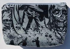 Zombie Apocalypse Cosmetic Bag