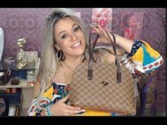 APRENDA: COMO FAZER BOLSA GRIFE - BOLSA SURPRESA | ADRIANA DOURADO - YouTube Videos, Youtube, Louis Vuitton, Tote Bag, Mandala Painting, Handbags, Fashion, Gold Bags, Fabric Purses